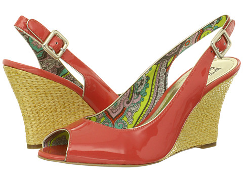 Sandale Anne Klein New York - Palmira - Coral Patent
