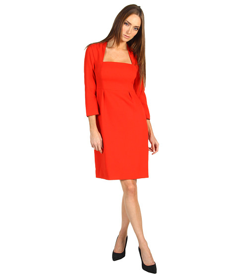 Rochii elegante: Rochie Kate Spade New York - Shiella Dress - Modern Red