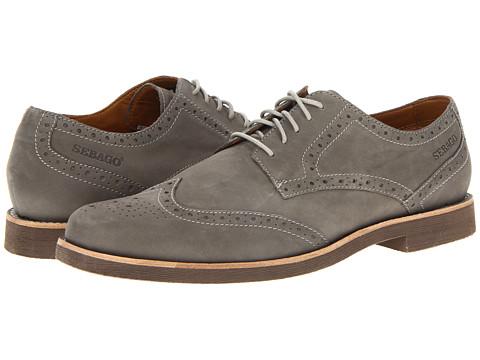 Pantofi Sebago - Thayer Wing Tip - Grey