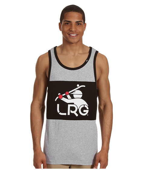 Bluze L-R-G - South Sider Tank Top - Ash Heather