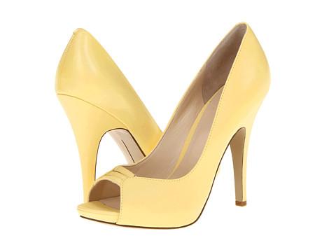 Pantofi Nine West - Fastaz You - Light Yellow Leather