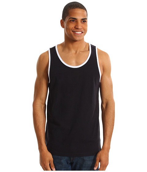 Tricouri Hurley - Staple Premium Tank - Black