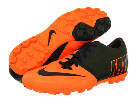 Adidasi Nike - Nike Bomba Pro II - Total Orange/Black/Sequoia
