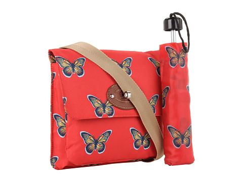 Posete Franco Sarto - Devon Crossbody - Butterfly Red