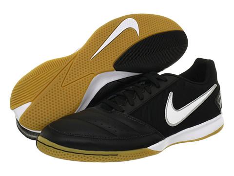 Adidasi Nike - Nike Gato II - Black/Metallic Silver/White