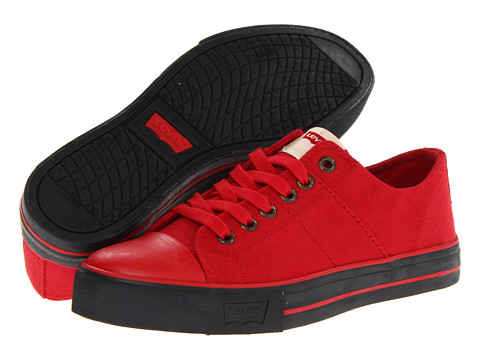 Adidasi Levis - Stan - Red/Black