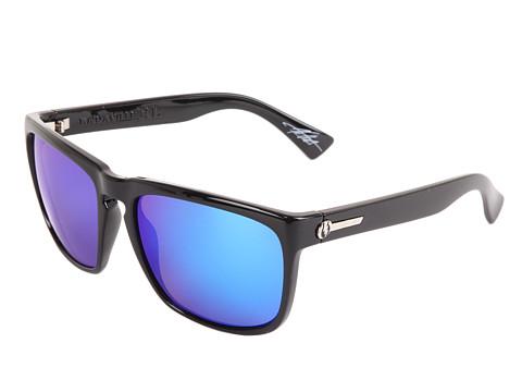 Ochelari Electric Eyewear - Knoxville XL - Gloss Black/Grey Blue Chrome