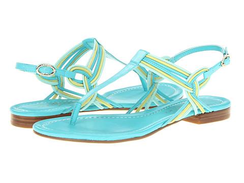 Sandale Ivanka Trump - Rana - Blue/Mint/Lime