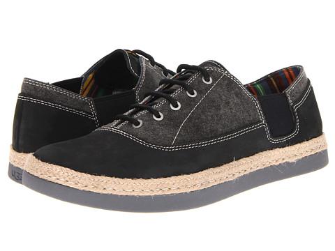 Pantofi UGG - Wixson - Black Nubuck