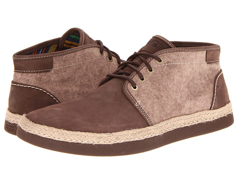 Ghete UGG - Cantrell - Grizzly Nubuck