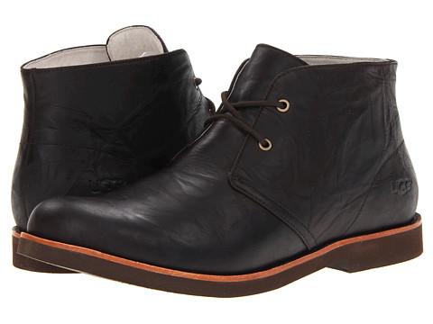 Pantofi UGG - Westly - Chocolate Leather
