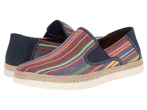 Pantofi UGG - Wilton - Moroccan Stripe Canvas