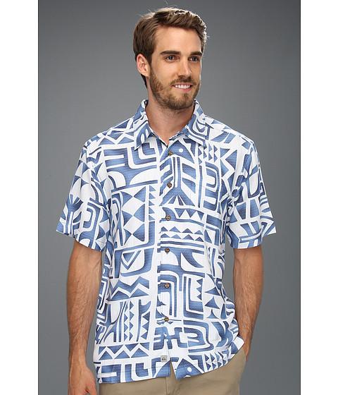Camasi Quiksilver - Tama Reef Shirt - Waterfall