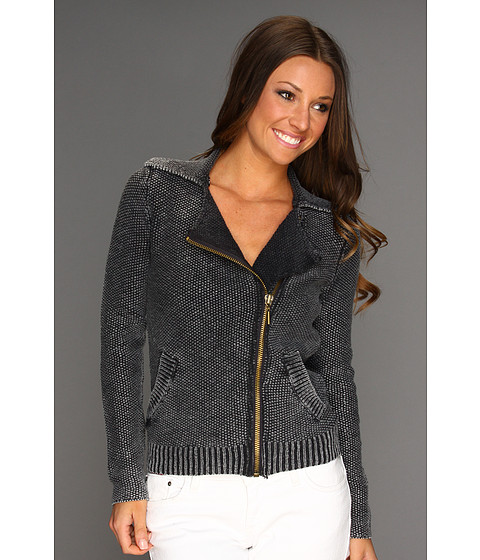 Sacouri Free People - Warm & Cool Jacket - Washed Black