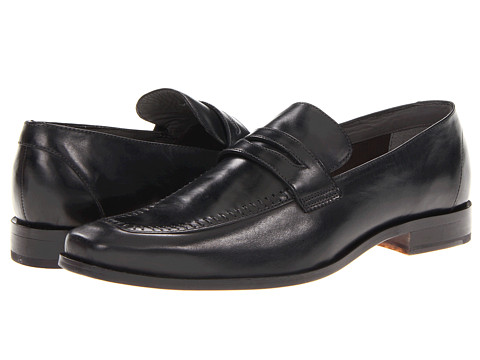 Pantofi Ted Baker - Selip - Black Leather