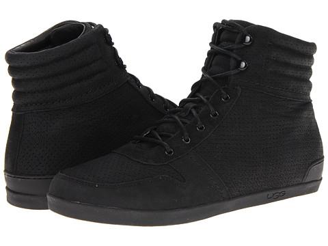Pantofi UGG - Em-Pire Perf - Black Leather