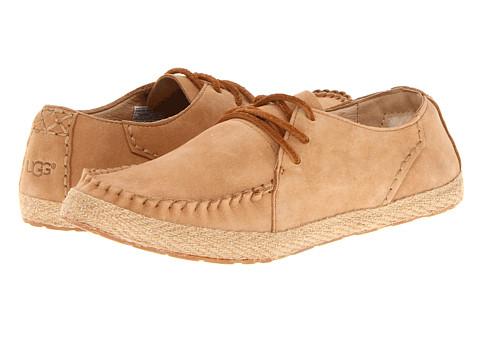Adidasi UGG - Azin - Chestnut Leather