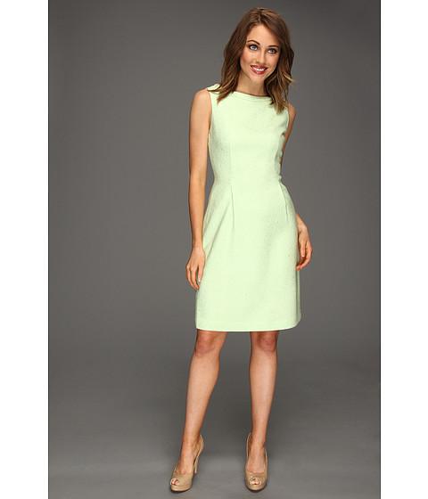 Rochii Elie Tahari - Holly Dress - Neon Lime