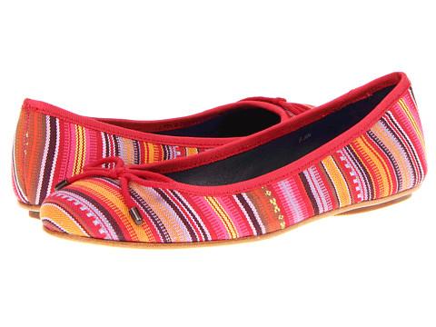 Balerini Vaneli - Barr - Multi Red Filly Fabric