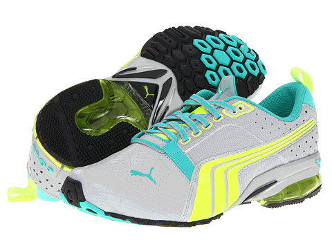 Adidasi PUMA - Cell Gen Fluo Wn\s - High Rise/Fluo Yellow/Puma Silver