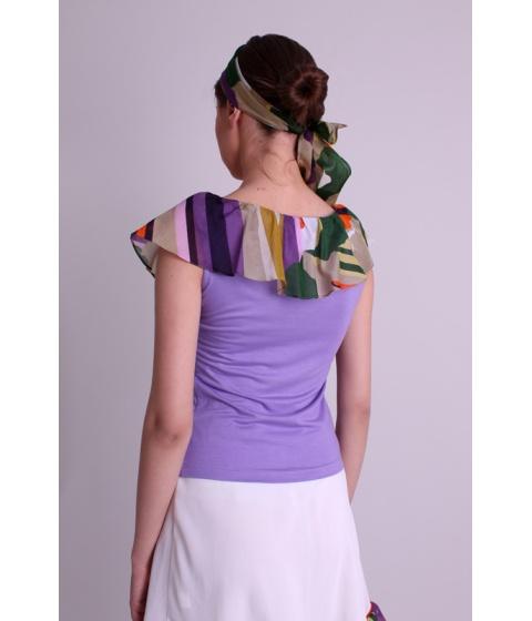 Bluze Fancy - BluzÃÆ cu volane - Multicolor