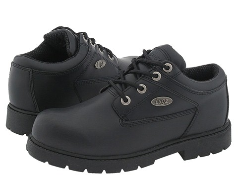 Pantofi Lugz - Savoy - Black Leather