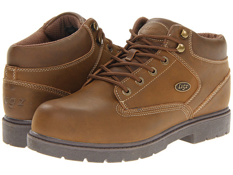Pantofi Lugz - Zone Hi SR - Brown/Light Brown/Natural Leather