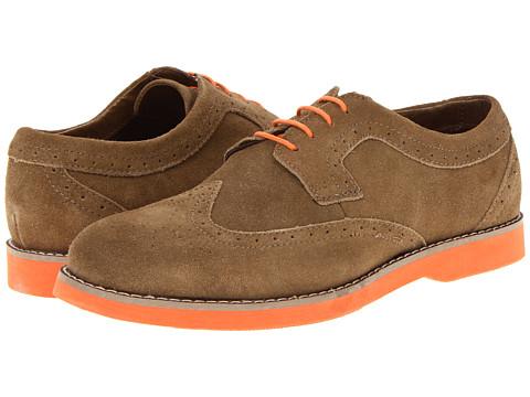 Pantofi Perry Ellis - Kenneth - Light Brown/Orange