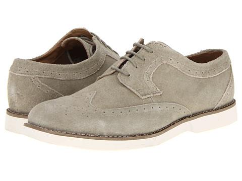 Pantofi Perry Ellis - Kenneth - Natural/White
