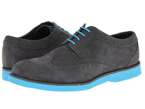 Pantofi Perry Ellis - Kenneth - Grey/Blue
