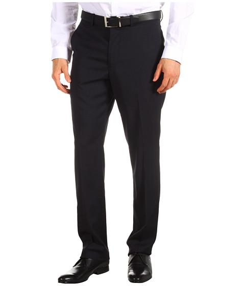 Pantaloni Perry Ellis - Slim Fit Fine Stripe Suit Pant - Ink