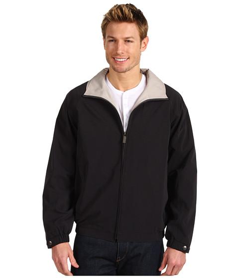 Geci Perry Ellis - Microfiber Elastic Side Jacket - Dark Navy
