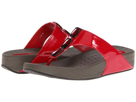 Sandale PATRIZIA - Lava - Red