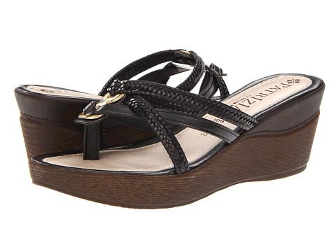 Sandale PATRIZIA - Sisal - Black