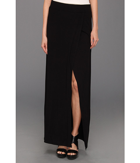 Fuste Pure & Simple - Sharon Maxi Skirt - Black