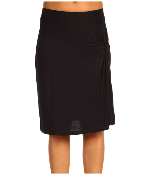 Fuste Pure & Simple - The Dina Skirt - Black
