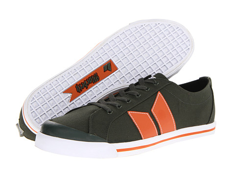 Adidasi Macbeth - Eliot Vegan - Military/Burnt Orange