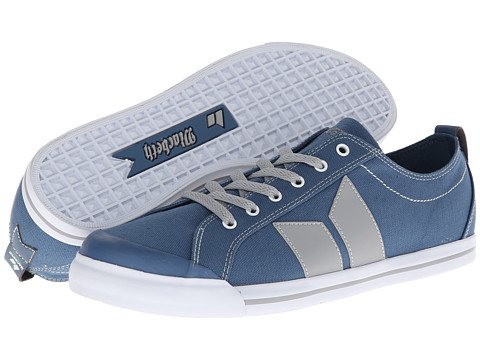 Adidasi Macbeth - Eliot Vegan - Muted Cobalt/Medium Grey/Classic Canvas
