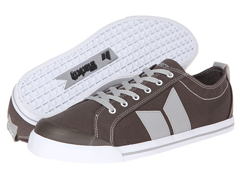 Poza Adidasi Macbeth - Eliot Vegan - Medium Grey/Dark Grey/Classic Canvas