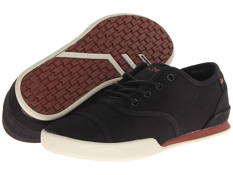 Adidasi Macbeth - Gatsby - Black/Rust/Woven/Textile
