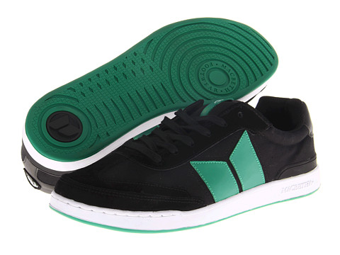 Adidasi Macbeth - Madrid (Flogging Molly) - Black/Green