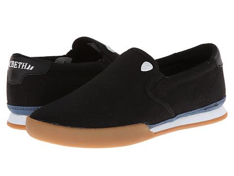 Adidasi Macbeth - McQueen - Black/Muted/Cobalt/Woven Textile