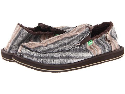 Pantofi Sanuk - Donny Chill - Desert
