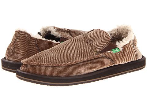 Pantofi Sanuk - Pick Pocket Chill - Brown