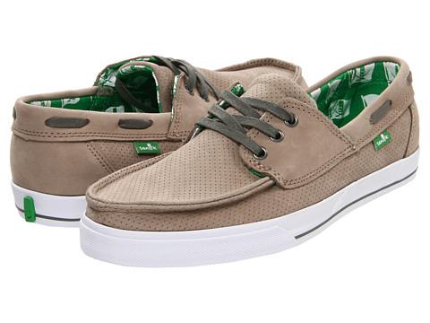 Pantofi Sanuk - Shore Leave - Grey