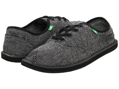 Adidasi Sanuk - Mason - Black/Tweed