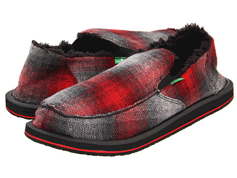 Adidasi Sanuk - Timber Chill - Red