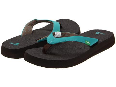 Sandale Sanuk - Yoga Serenity - Turquoise
