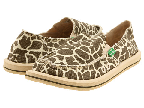 Adidasi Sanuk - I\m Game - Giraffe