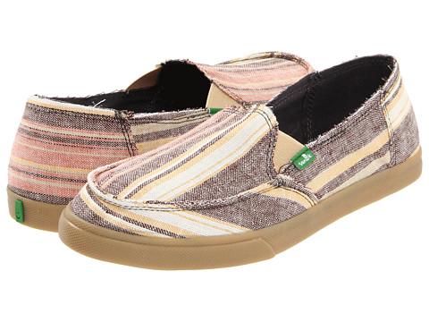 Adidasi Sanuk - Standard Poncho - Sand